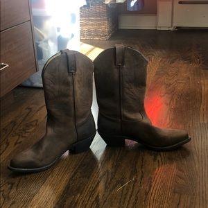 Brand new Durango cowboy boots brown